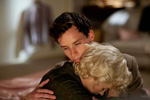 Eddie Redmayne (Colin Clark), Michelle Williams (Marilyn Monroe)